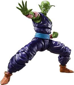Dragon Ball Z: Piccolo The Proud Namekian - Bandai Tamashii NationsS.H. Figuarts