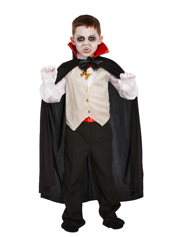 Préférence Costume de vampire - Halloween/dracula - garçon - taille M: Amazon  EE66