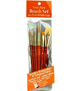 Colorations MINIBRU Mini-Brush Classroom Pack (Pack of 60) Discount ...