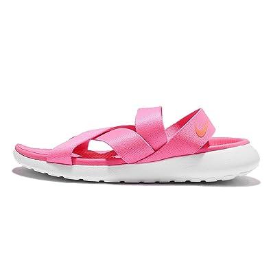 dae2497bb7ca Nike Roshe ONE Sandal Womens Sandal Shoes 830584-681 (6) Pink