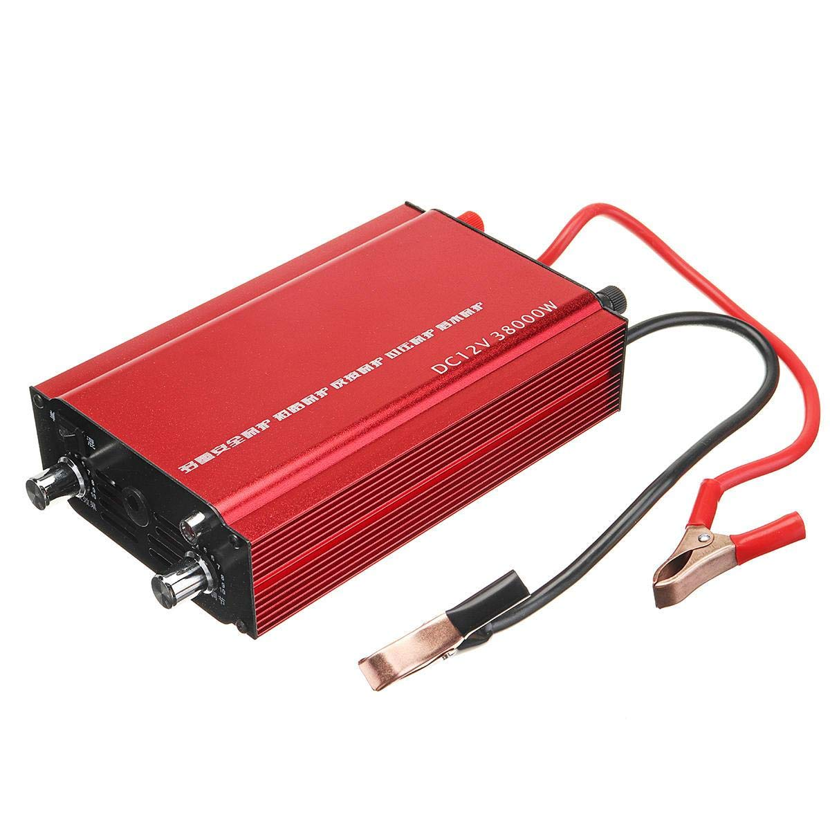 zilzol 38000W Ultrasonic Inverter Electro Fisher Fishing Machine 600V-800V Adjustable Fishing Tool