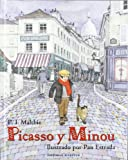 Picasso y Minou / Picasso and Minou (Spanish Edition)