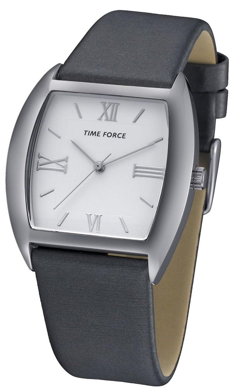 Time Force Damen Armbanduhr Vizira Dunkelgrau TF4096L07