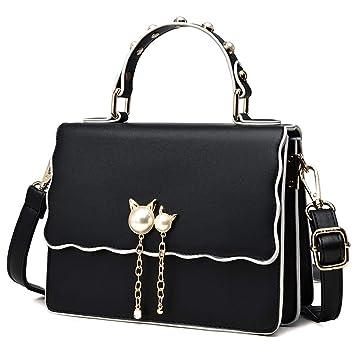 design intemporel df070 d9c78 Mueka Sac Femme Pas Cher,Sac De Cours Femme Lycee,Jolie ...