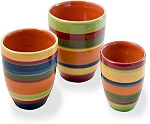 A La Fiesta Boston International Ceramic Serving Dish