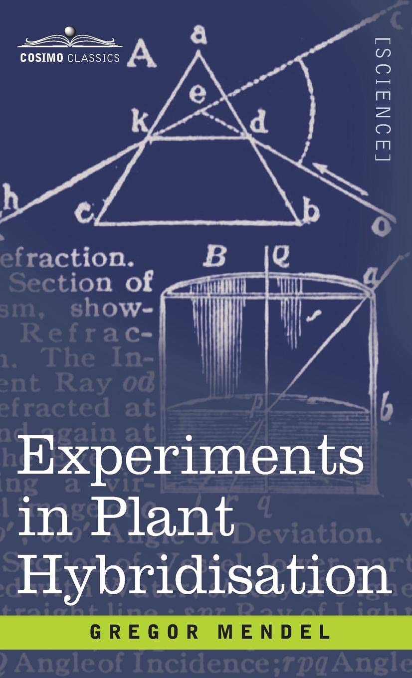 Buy Experiments In Plant Hybridisation Book Line At Low Prices In