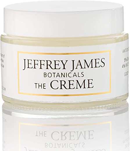 Jeffrey James Botanicals, The Creme, All Day & All Night, 2.0 oz (59 ml)