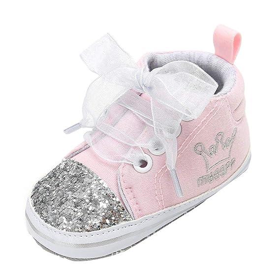 Zapatos Bebe Niña Primeros Pasos Fossen Zapatillas del ...