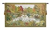 Parc de Monet Belgian Tapestry