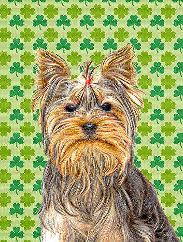 Caroline's Treasures KJ1198CHF St. Patrick's Day Shamrock...