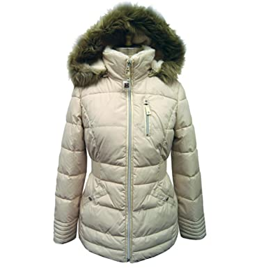Laundry By Design Womens Short Quilted Puffer Jacket At Amazon