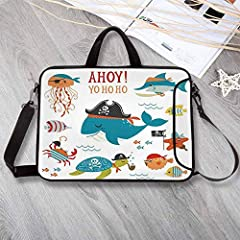 Note: This Bag Is Water Resistant But Not Water Proof, and You Can Expect The Water to Stay on The Surface for A While Until It Actually Soaks Through, But Don't Try to Soak It in Water.Made of Super Soft Neoprene Which Is Water-Resistant, Du...