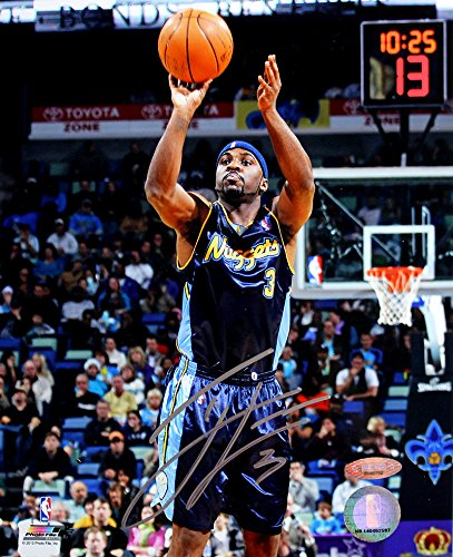 buy popular 4a6a6 707e9 Ty Lawson Autographed Denver Nuggets 8x10 Photo TRISTAR COA ...