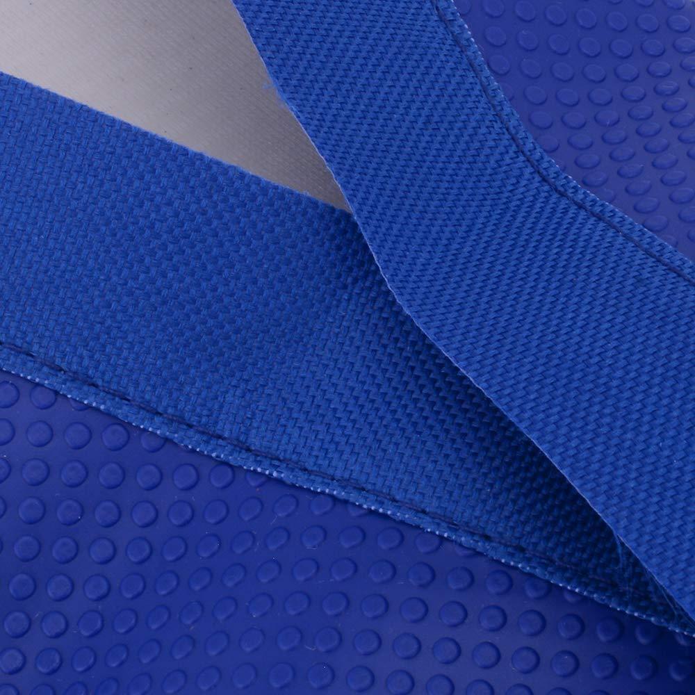 Estilo 140 CC Color Azul Funda de Goma Suave para Asiento de Motocicleta Yamaha TTR110 200 CC 150 CC 160 CC