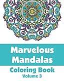 Marvelous Mandalas Coloring Book, Various, 1492792349