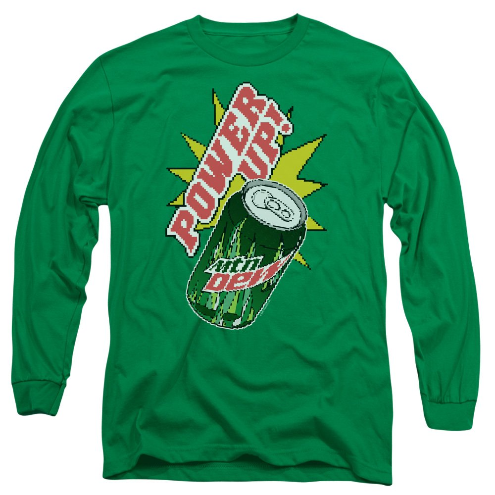 Mountain Dew Power Up Unisex Adult For And 6722 Shirts