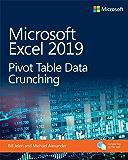 Microsoft Excel 2019 Pivot Table Data Crunching (Business Skills)