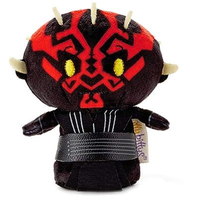 HMK Hallmark itty bittys Star Wars Darth Maul Stuffed Animal: Toys & Games