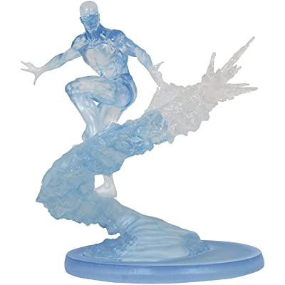 DIAMOND SELECT TOYS Marvel Premier Collection Iceman Statue: Toys & Games