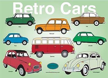 Amazon.com: Rosies fábrica: colección de coches antiguos ...
