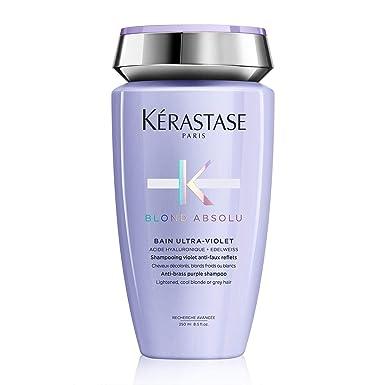 Kerastase Blond Absolu Ultra Violet Bain Champú 250 ml ...