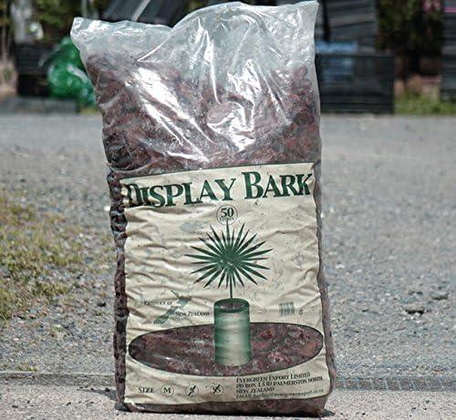 【業務用の大容量サイズ】 ディスプレイ バーク (大粒) 50L【資材】 マルチング材 乾燥防止 園芸用品 装飾用