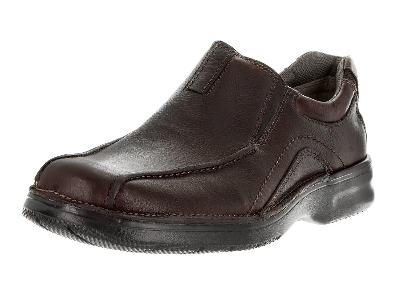 Amazon.com | Clarks Men's Pickett Slip-On, Brown Oily, 13 D US | Loafers &  Slip-Ons