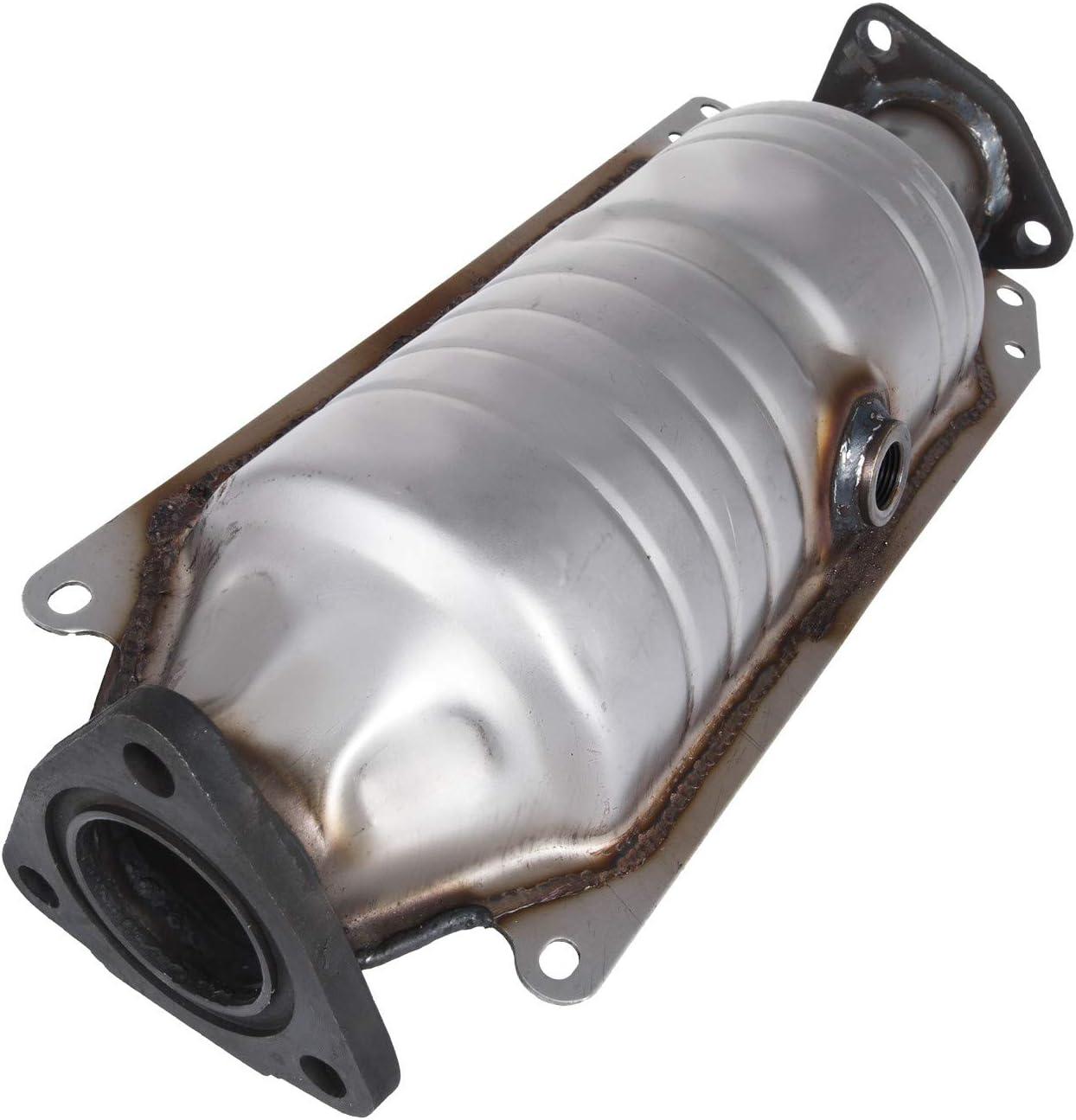 Type Approved For Honda Jazz REACT Catalytic Converter