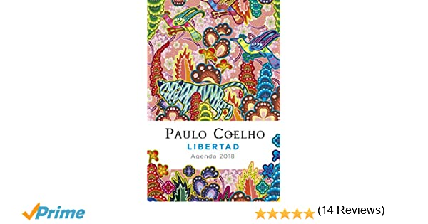Libertad Agenda Coelho 2018 Productos Papelería Paulo Coelho ...