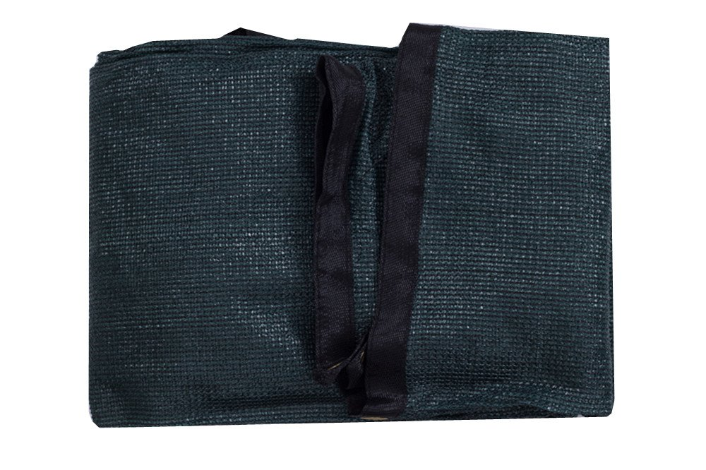 W.UNA - Heavy 90% Green 20ft x 50ft Shade Cloth Shade Panel - Come with Bungee Balls