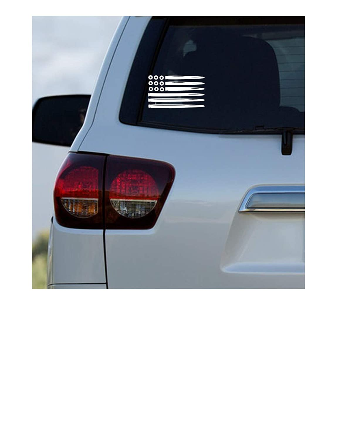 Ammo Casings Decal