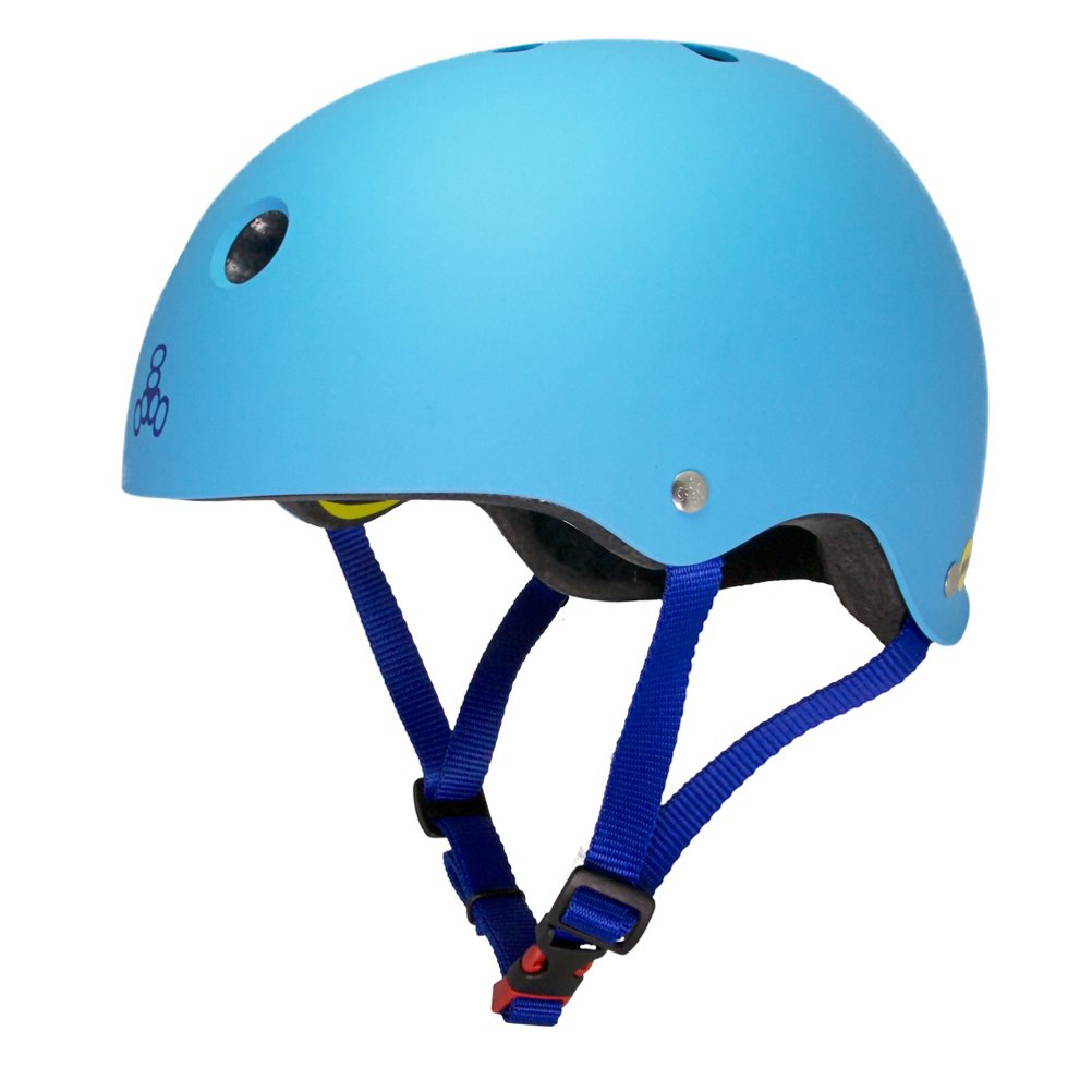 Triple 8 Brainsaver II with MIPS Dual Certified Bike/Skate Helmet