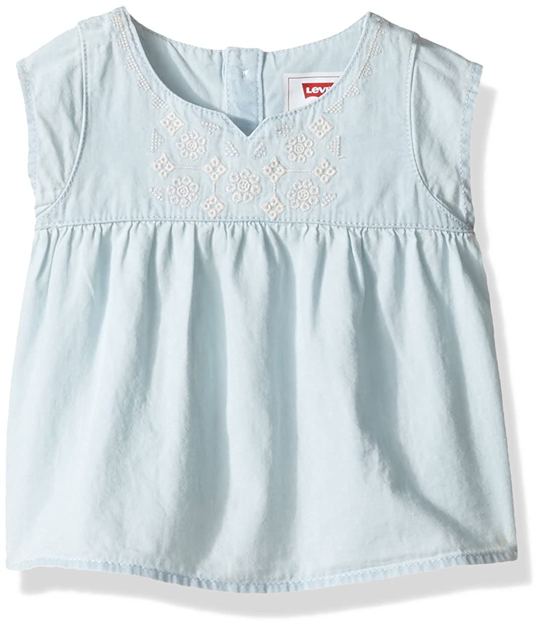 Levi's Baby Girls' Sleeve Peasant Top 114335