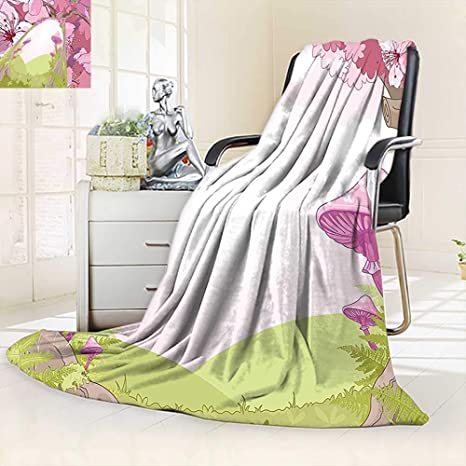 Amazon.com: Manta de forro polar muy suave, diseño de ...