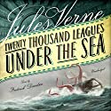 20,000 Leagues Under the Sea Audiobook by Jules Verne Narrated by David Case, Frederick Davidson