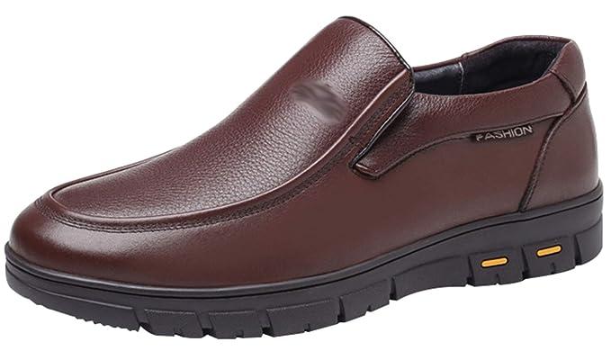 Negocios Hombres De Casuales Zapatos Vestido Para nqpXxCxA