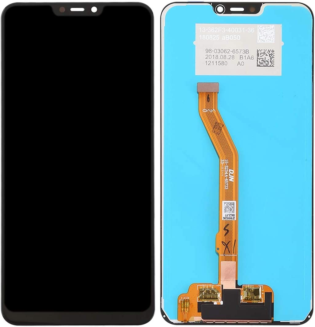XIAOMIN LCD Screen and Digitizer Full Assembly for Vivo Y83 // Y81 // Y81s Replacement Part Color : Black Black Replacement