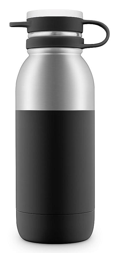 Damen Steel Oz Water Ello Vacuum 20oz Stainless Insulated BottleBlack Block20 QCBrdxeoWE
