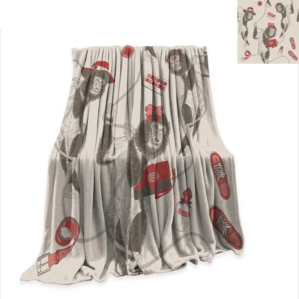 Amazon.com: Anniutwo - Manta para mujer con bolsa de la ...