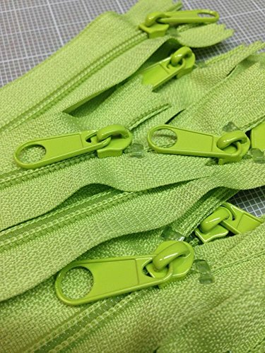 Lime Zipper - 3