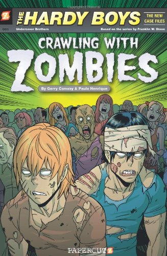 Hardy Boys The New Case Files #1: Crawling with Zombies (The Hardy Boys The New Case Files) - New Case Files