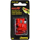 Bussmann VP/ATC-10ID easyID Illuminating Blade Fuse, (Pack of 10)