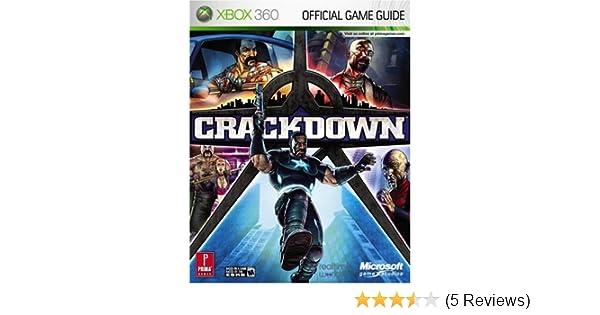 crackdown prima official game guide fernando bueno 9780761554066 rh amazon com Prima Official Strategy Guides Sims 3 Prima Guide
