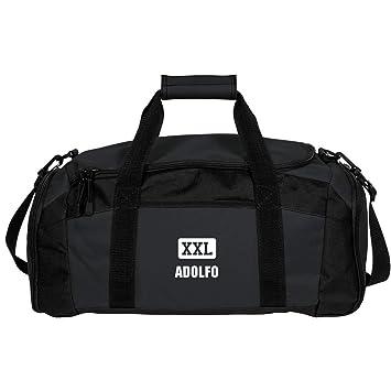 Amazon.com   Adolfo Gets A Gym Bag  Port   Company Gym Duffel Bag   Sports  Duffels f7f932fc17