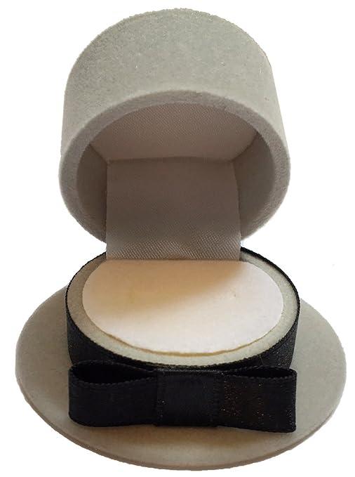 Amazon.com: Sheep Dreams Top Hat Shaped Ring Box, Engagement Ring Box, Ring Box for Wedding Ceremony Alto Somprero Caja por Anillo de Compromiso: Home & ...
