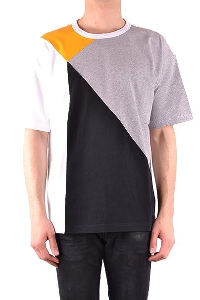 Kenzo EZBC013008 Hombre Blanco Algodon T-Shirt