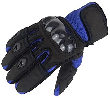 Bangla Motorradhandschuhe Motorrad Handschuh schwarz kurz XS S M L XL XXL XXXL