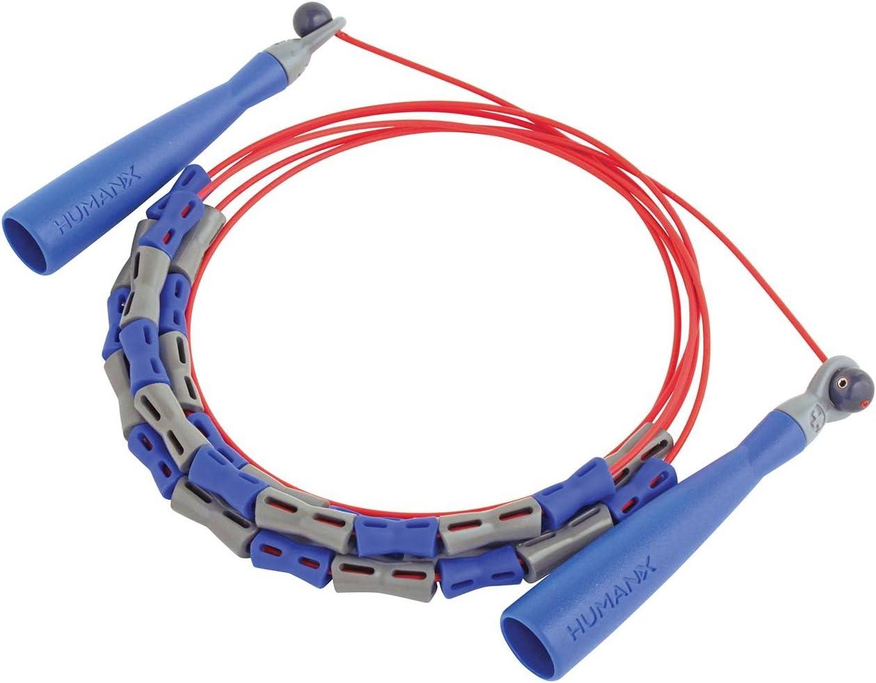 Harbinger HumanX Beaded X2 10/' Speed Jump Rope