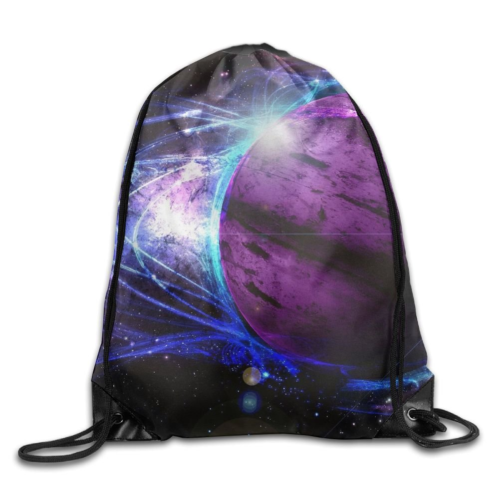 Sunmoonet Drawstring Bag Gym Bag Travel Backpack 44203d2c1699b