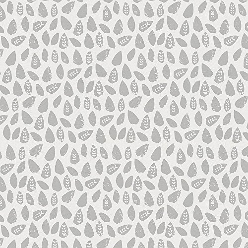 Carousel Designs Pink and Gray Woodland Crib Bumper by Carousel Designs (Image #5)